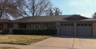 Lubbock Single Family Home For Sale: 4511 63rd Street