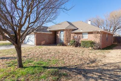 Lubbock Single Family Home For Sale: 1004 Justice Avenue
