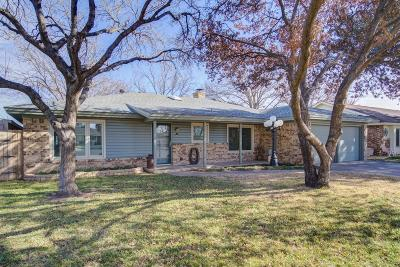Single Family Home Under Contract: 7401 Topeka Avenue