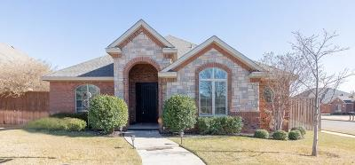 Lubbock Single Family Home For Sale: 10607 Troy Avenue