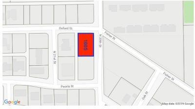 Slaton  Residential Lots & Land For Sale: 1005 N 20th Street