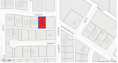Lubbock County Residential Lots & Land For Sale: 1303 Peoria Street