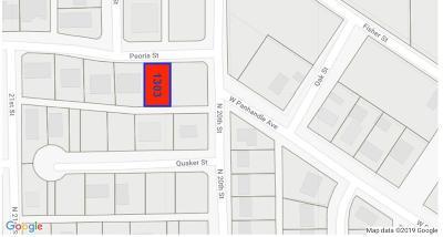 Slaton  Residential Lots & Land For Sale: 1303 Peoria Street