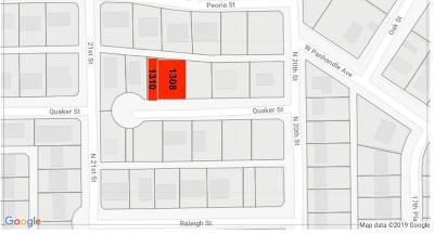 Lubbock County Residential Lots & Land For Sale: 1308 Quaker Street