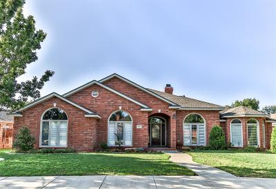 Lubbock Single Family Home For Sale: 4813 102nd Street
