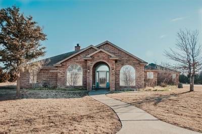 Single Family Home Under Contract: 10002 N County Road 3300