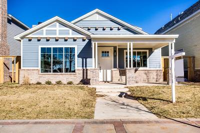 Single Family Home Under Contract: 2104 Glenna Goodacre Boulevard