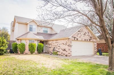 Lubbock TX Single Family Home For Sale: $132,000