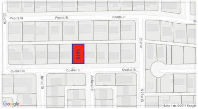 Lubbock County Residential Lots & Land For Sale: 1410 Quaker Street
