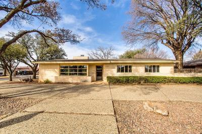 Single Family Home Under Contract: 2220 33rd Street