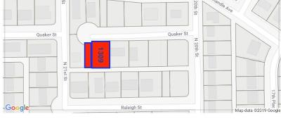 Lubbock County Residential Lots & Land For Sale: 1309 Quaker Street