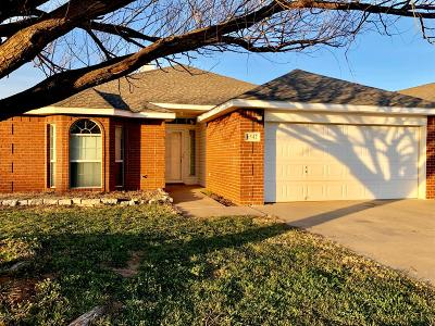 Lubbock TX Rental For Rent: $1,300