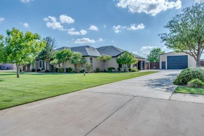 Lubbock Single Family Home Contingent: 6404 County Road 1440