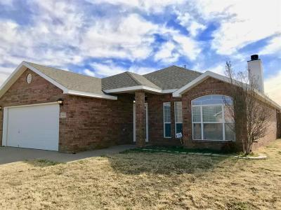 Lubbock TX Rental For Rent: $1,500