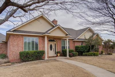 Lubbock TX Single Family Home For Sale: $435,000