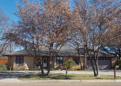 Abernathy Single Family Home Under Contract: 1614 Ave J