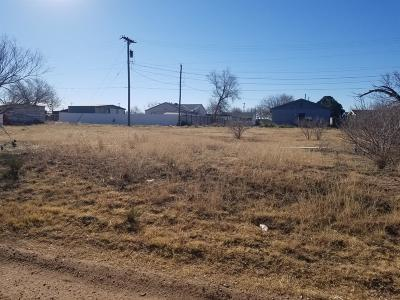 Lubbock County Residential Lots & Land For Sale: 3904 E Colgate Street
