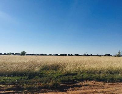 Lubbock County Residential Lots & Land For Sale: 7900 Woodrow