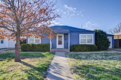 Single Family Home For Sale: 3511 25th Street