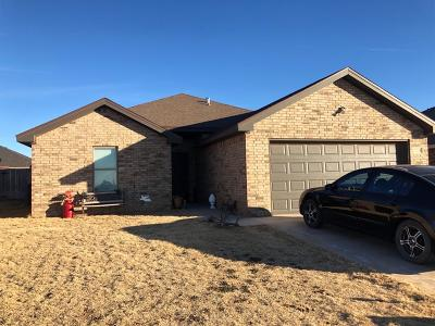 Lubbock Single Family Home For Sale: 7530 87th Street
