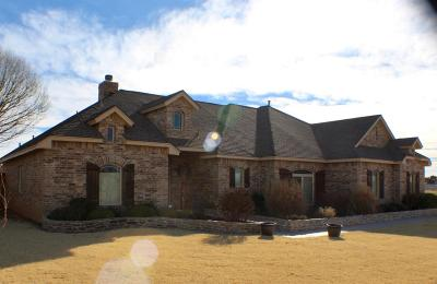 Lubbock Single Family Home For Sale: 15613 County Road 1810