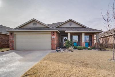 Lubbock Single Family Home For Sale: 9310 Rochester Avenue