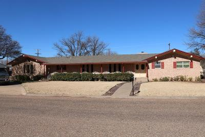 Littlefield Single Family Home For Sale: 501 E 11th Street