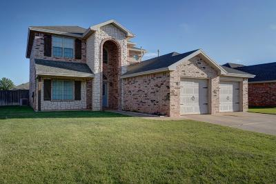 Lubbock Single Family Home For Sale: 6108 78th Street