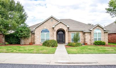 Wolfforth Single Family Home For Sale: 204 Longhorn Boulevard