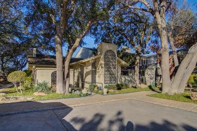 Lubbock Single Family Home For Sale: 4610 Indiana Avenue