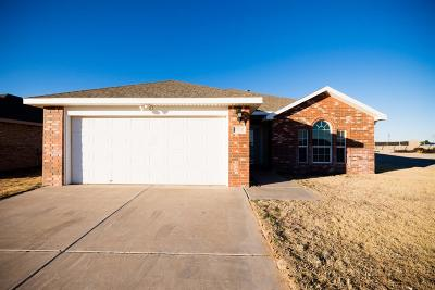 Lubbock Single Family Home For Sale: 6518 37th Street