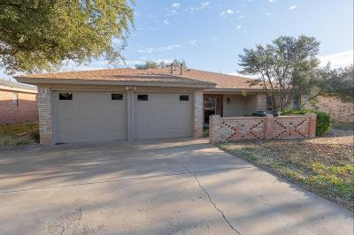 Lubbock Single Family Home For Sale: 4424 76th Street