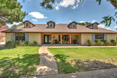 Single Family Home For Sale: 9311 Utica Drive