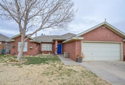 Shallowater Single Family Home For Sale: 609 15th Street