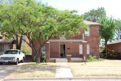 Multi Family Home For Sale: 2319 Main Street