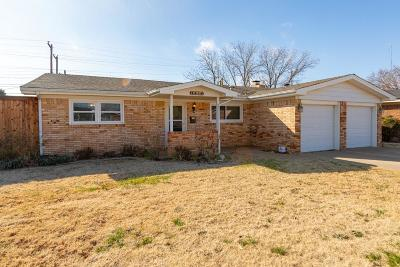 Single Family Home For Sale: 5415 33rd Street