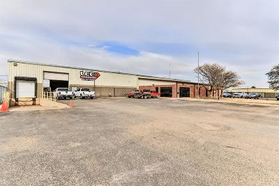 Lubbock Commercial For Sale: 117 E 70th