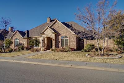 Single Family Home For Sale: 4508 101st Street