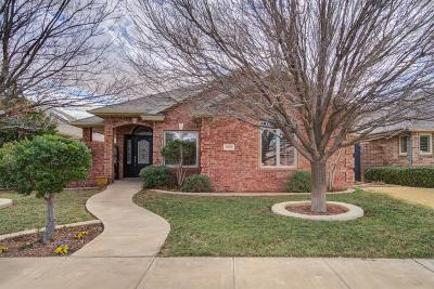 Lubbock Garden Home Under Contract: 5809 110th Street