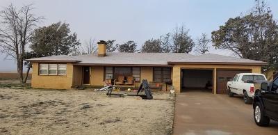Bailey County, Lamb County Single Family Home For Sale: 2920 Farm Road 168
