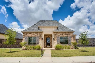 Lubbock Garden Home For Sale: 5306 112th Street