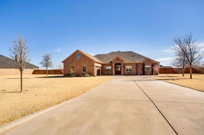 Lubbock Single Family Home For Sale: 7004 N County Road 2150