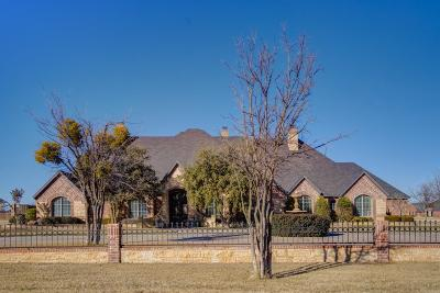 Lubbock Single Family Home For Sale: 5302 County Road 7560