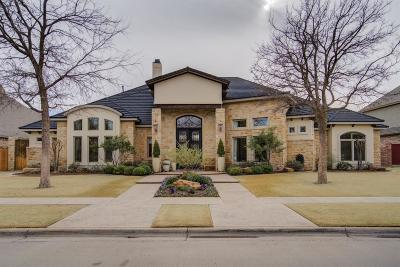 Lubbock Single Family Home For Sale: 4003 109th Street