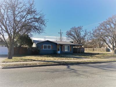 Lubbock County Single Family Home For Sale: 2219 46th Street