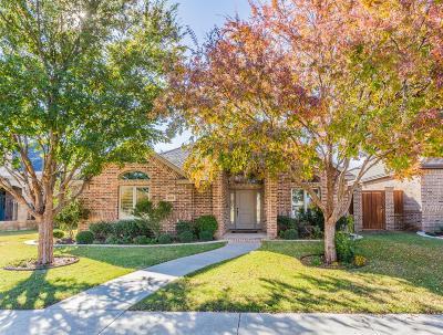 Lubbock Garden Home Under Contract: 3803 101st Street