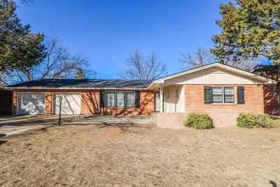Littlefield Single Family Home Under Contract: 503 E 12th Street
