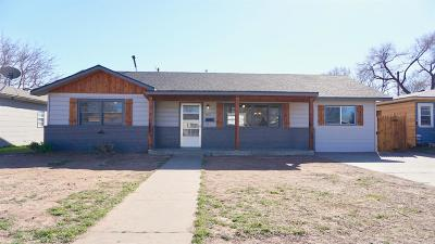 Single Family Home For Sale: 5107 41st Street