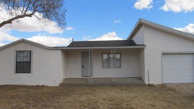 Slaton Single Family Home Under Contract: 1210 S 14th Street