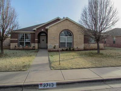 Single Family Home For Sale: 3713 105th Street